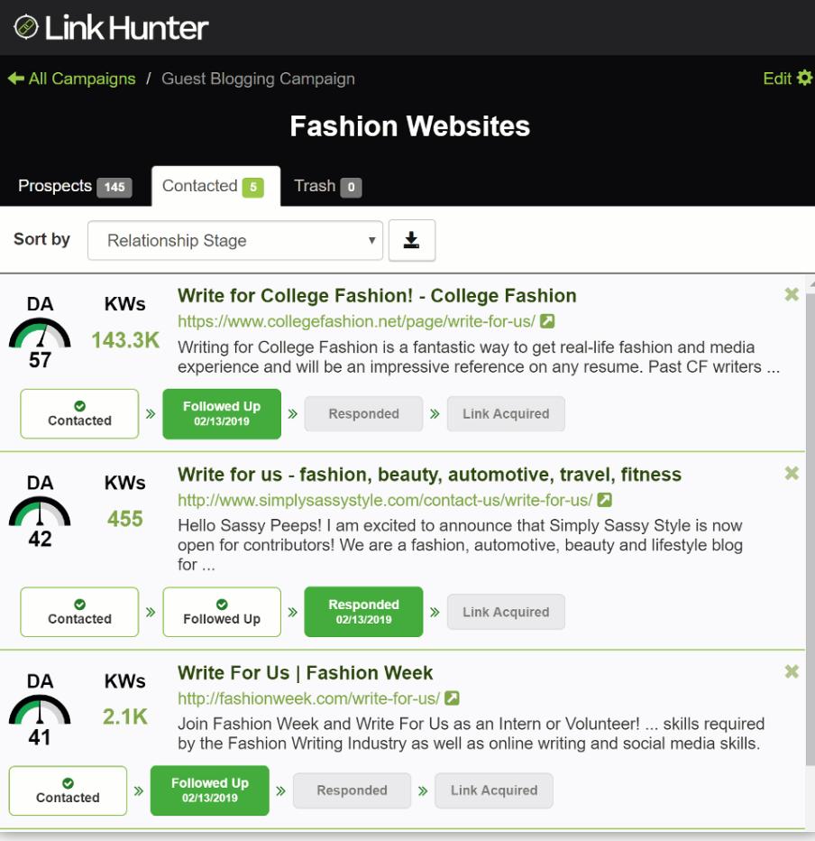 omniscient digital best content marketing tools link hunter