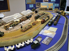Photo: 006 A scene across the Minimum Gauge Models most attractive demonstration layout.