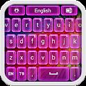 Laser Pink Keyboard icon