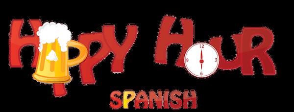 Happy Hour Spanish Logo