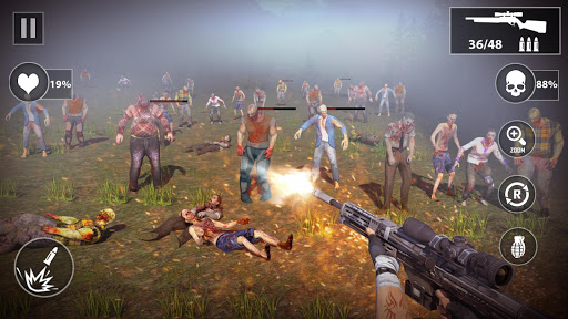 Dead Walk City screenshot 7