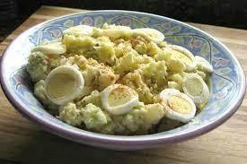 Grandma Mcguire's Potato Salad. Recipe