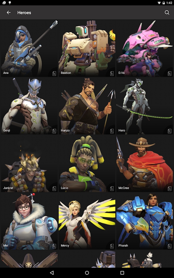 FANDOM for: Overwatch – Screenshot