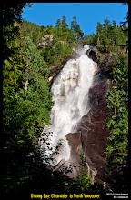 Photo: Shannon Falls Provincial Park.