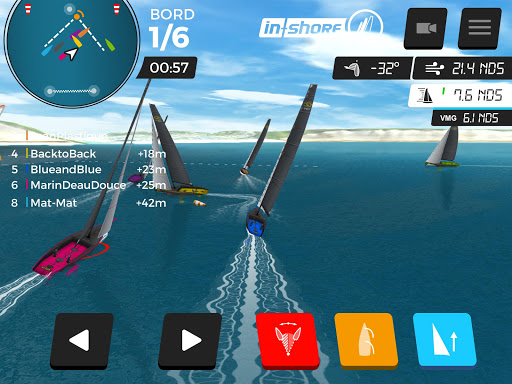 Virtual Regatta Inshore apktram screenshots 8