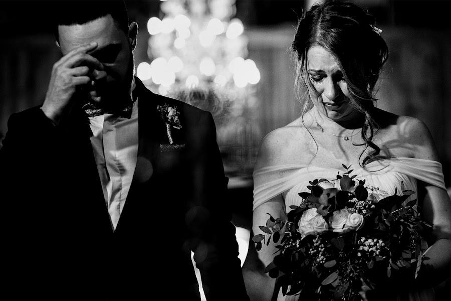 Wedding photographer Sabina Mladin (sabina). Photo of 21.01.2020