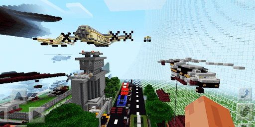 Hunger Games. Map for MCPE APK download   APKPure.co