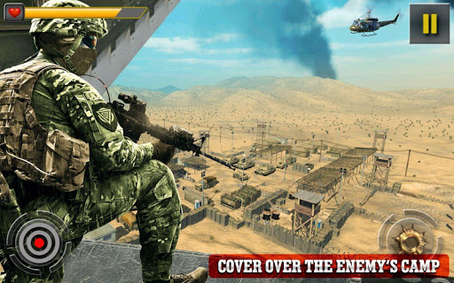 Sniper Helicopter Shooter: US War 1.0 screenshots 1