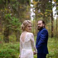 Wedding photographer Irina Kaygorodova (IrinaKai). Photo of 24.10.2017