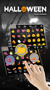 Halloween Theme&Emoji Keyboard - náhled
