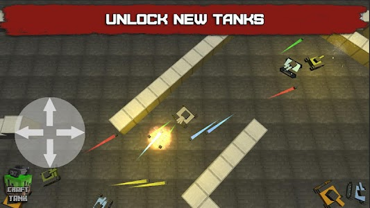 Craft Tank v2.0.5 (Mod Money/Unlocked/Ads-Free)