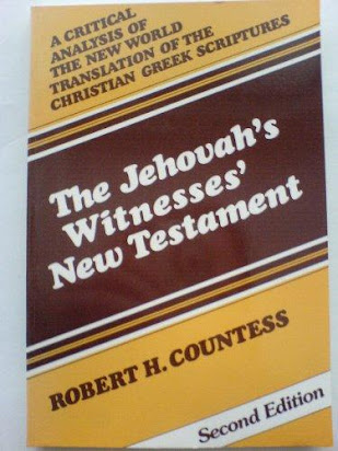 Jehovah's Witnesses' New Testament: A Critical Analysis