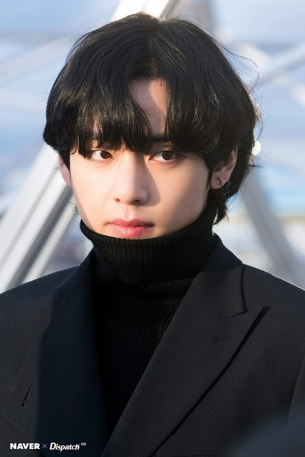 Bts V Naver x Dispatch Shoot