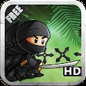 Супер ниндзя воин Приключения icon