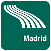Madrid Map offline