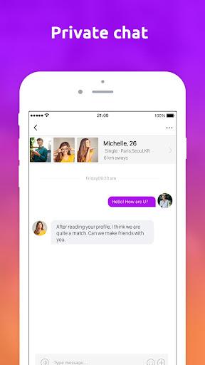 FWB Hookup App to Hook up NSA Dating Finders: Xwoo 2.0 screenshots 4