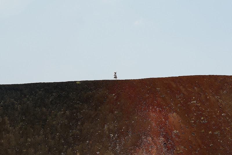 La corsa sul vulcano di ChristianGri