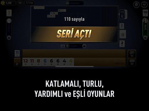 101 Yu00fczbir Okey Elit 1.1.24 screenshots 9