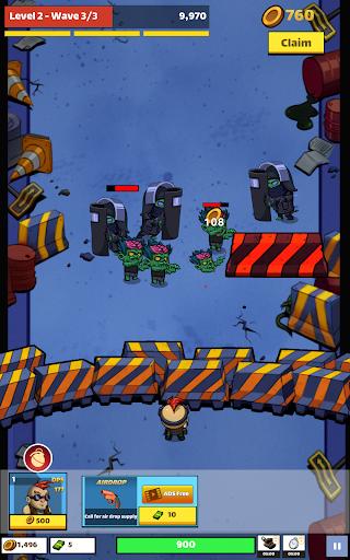 Zombie Idle Defense apktram screenshots 13