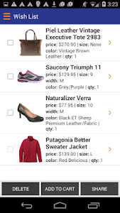 ShoeBuy screenshot 3