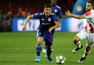 Anderlecht sur la piste d'un attaquant argentin de l'Olympiakos ?