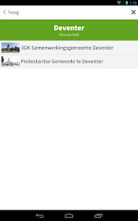 Kerkdienst Gemist- screenshot thumbnail