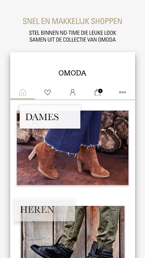 Omoda- screenshot
