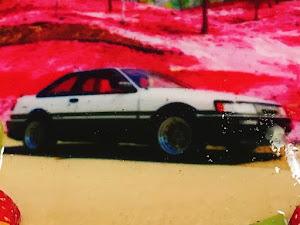 スプリンタートレノ AE86 のカスタム事例画像 こじこじさんの2020年06月16日20:51の投稿