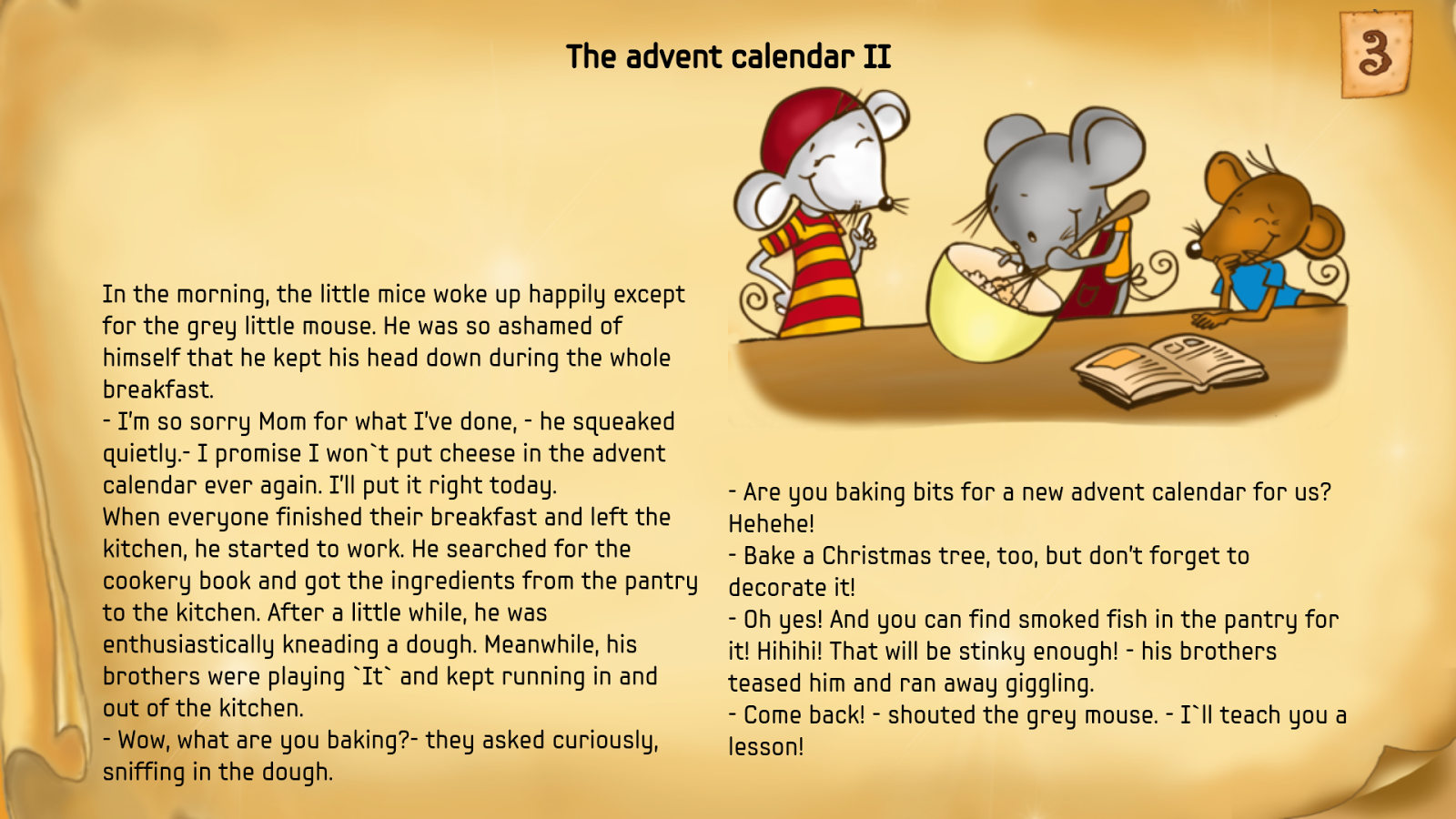 advent story calendar demo android apps on google play