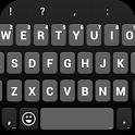 Emoji Keyboard - Black Round icon