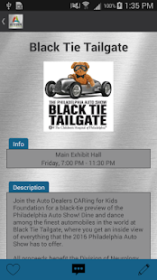 Philly Auto Show Official App- screenshot thumbnail