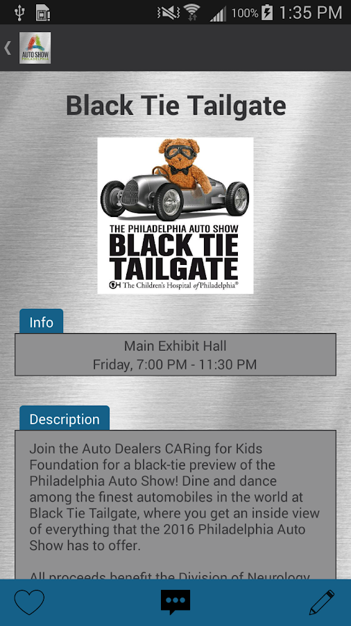 Philly Auto Show Official App- screenshot