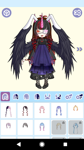 Magical Girl Dress Up: Magical Monster Avatar image | 9