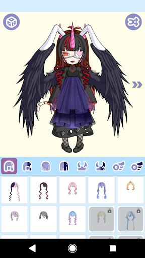 Magical Girl Dress Up: Magical Monster Avatar image | 9