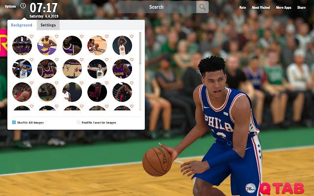NBA 2K19 New Tab NBA 2K19 Wallpapers