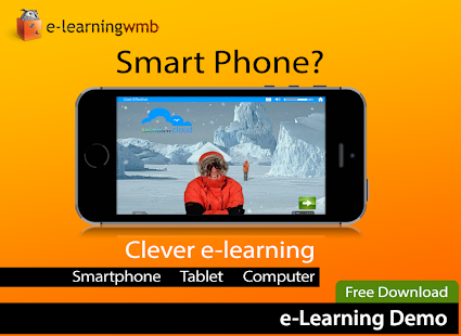 e-Learning WMB e-Learning demo- screenshot thumbnail