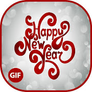 New Year Wishes GIF