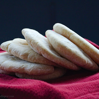 Easy Homemade Pita Bread