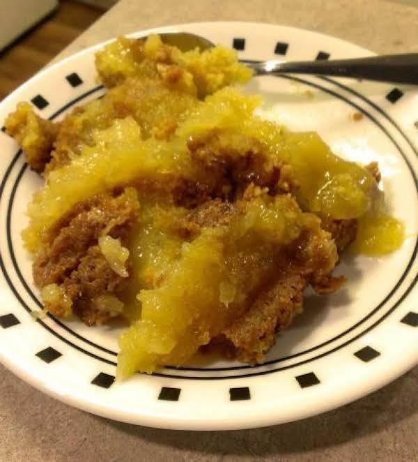 Lemon Dump Cake Recipe
