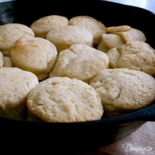 James Beard's Mother's Biscuits