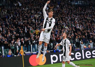"Massimiliano Allegri : ""Cristiano Ronaldo est le futur de la Juventus"""