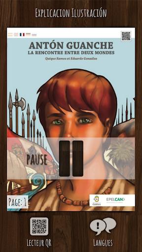 Candelaria Comics Reader screenshot 1
