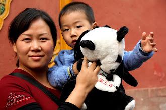 Photo: Day 190 -  Me and My Panda, Beijing (China)