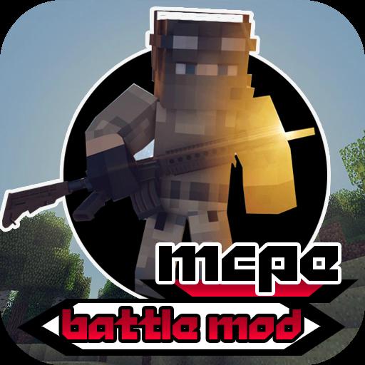 MCPE BATTLE MOD