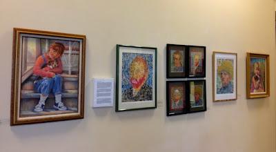 Photo: Leslie and Sydelle Sher Artworks at Weissman Center
