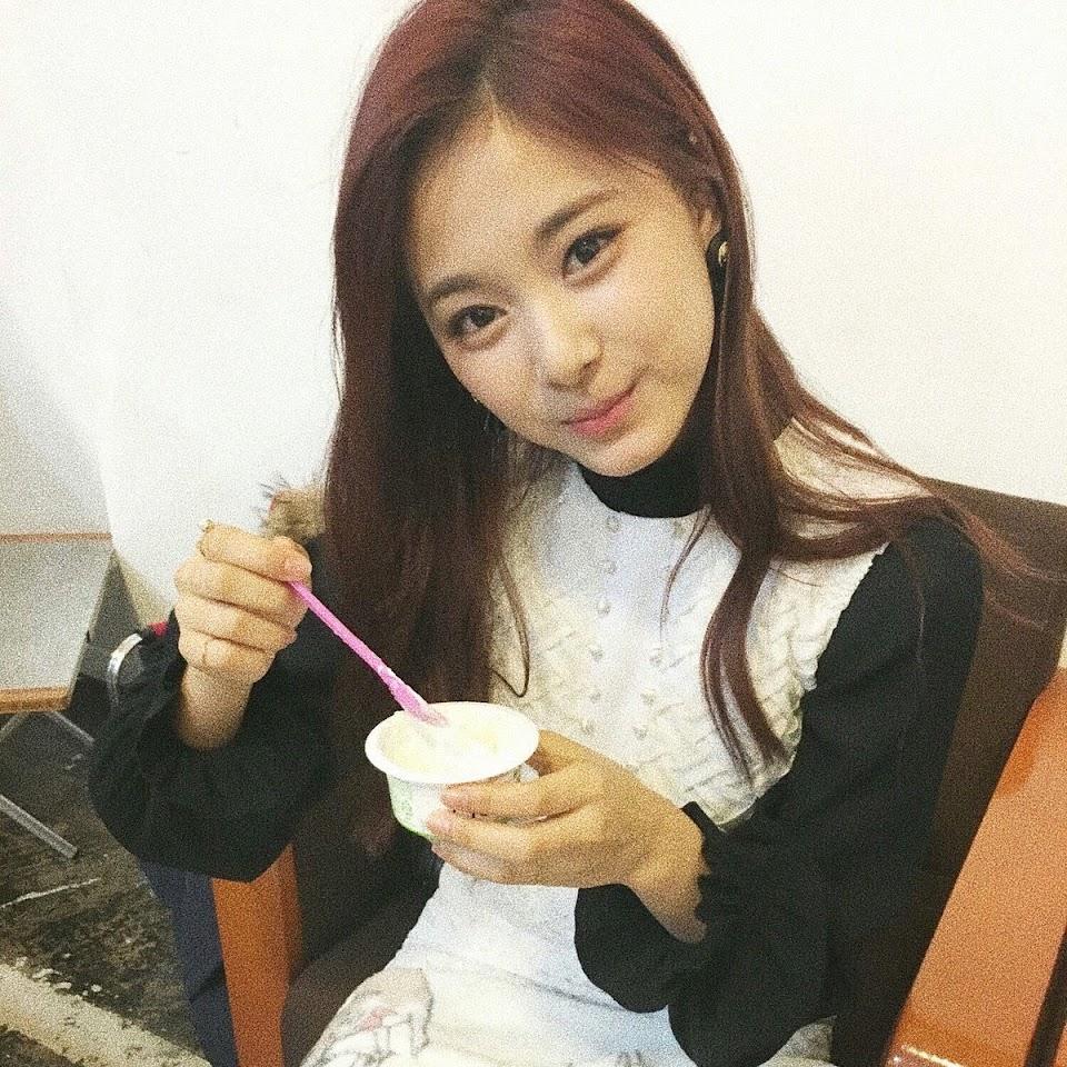 tzuyu ice cream