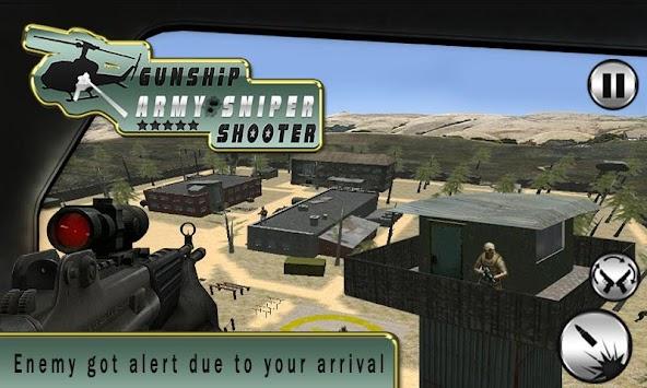 Gunship assault android