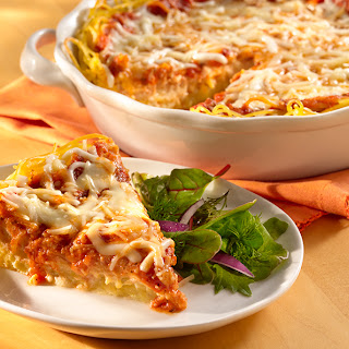 Vegetarian Spaghetti Pie Recipes.