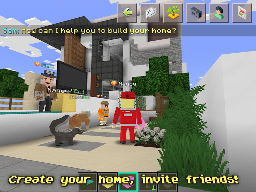 Hide N Seek : Mini Game modavailable screenshots 9