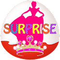 Princess Surprise Eggs icon